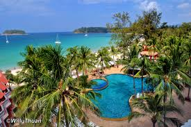 best kata beach hotels hotels right on the beach phuket 101