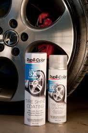 dupli color tire shine coating etshc1000 free shipping on orders