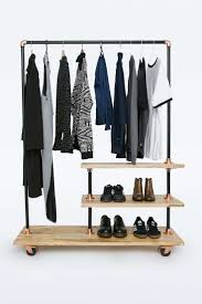 bedroom furniture storage clothes rack store racks portable coat