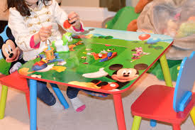 mickey mouse kids table mickey mouse table and chair set best home chair decoration