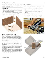 festool domino df 500 manual page 15 workshop pinterest
