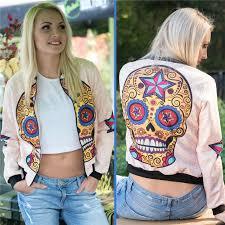 aliexpress com buy harajuku women u0027s clothing bomber jacket 3d