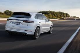 suv porsche how porsche says it will make the 2019 cayenne the best suv ever