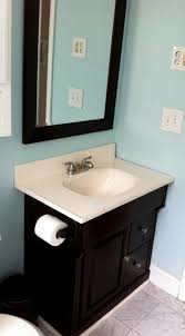 bathroom vanity re design for just a few mom in music city