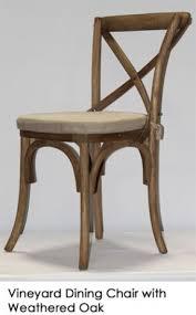 Cross Back Dining Chairs Cross Back Dining Chair Foter