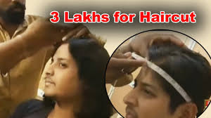 sister sridevi babusan u0027s hair cost 3 lakhs rupees youtube