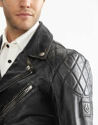 best leather motorcycle jacket leather jackets for men belstaff official eu site