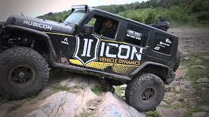 jeep jku truck conversion icon vehicle dynamics jeep jk with coilover conversion rock