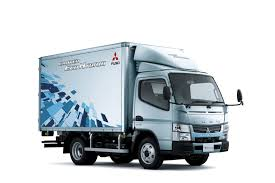 new fuso canter eco hybrid green light for efficiency
