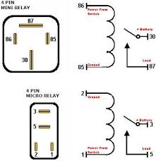 micro relay wiring diagram micro wiring diagrams collection