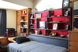 Bedside Shelf Dorm Best Dressed Space 2014 Clement Hall At Texas Tech University