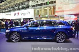 talisman renault 2016 2016 renault talisman estate side at the iaa 2015 indian autos blog
