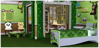 chambre foret chambre forêt store les sims 3