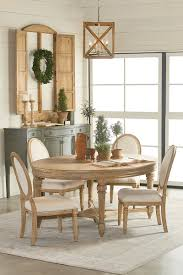 magnolia farms dining table dining kitchen magnolia home round country table and chairs trn