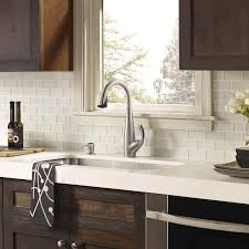 Wall Tiles For Kitchen Ideas Dark Kitchen Ideas Built In Microwave And Oven White Color Wooden