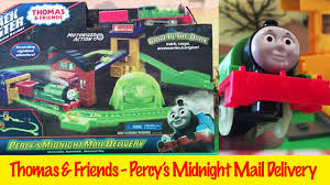 percy s midnight mail delivery and friends trackmaster