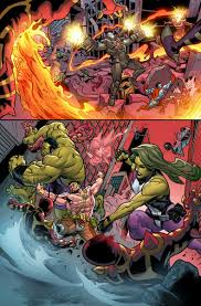 Gods Of War by Civil War Ii U0027s God Squad Gets A Totally Awesome New Member In Gods
