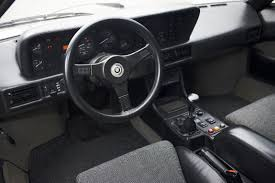 bmw supercar interior bmw m1 u2013 the first german supercar born at the wrong time dyler