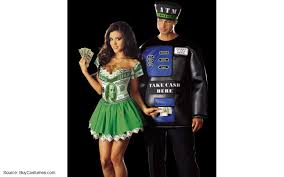 Halloween Costumes 10 Funny Cute Scary Money Costumes Halloween 2014