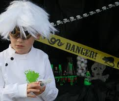quick mad scientist costume u2013 and how to fake slime on stuff
