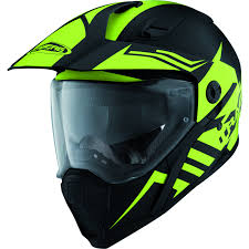 motocross helmet with visor caberg x trace lux dual sport helmet u0026 visor motocross quad enduro