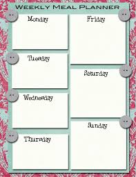 weekly family meal planner template swellchel swellchel designs free weekly meal planner printable swellchel designs free weekly meal planner printable