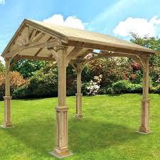 home design app review wood gazebo kits costco gazebo cedar with aluminum roof home design