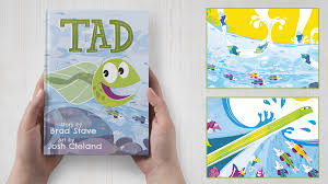tad a book for children discovering their way by brad stave