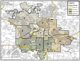 of akron map zone command city of akron