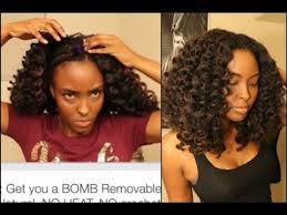 black hairstyles without heat tutorial no crochet braids needed get you a bomb removable super