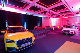 audi dealership design audi launch hyatt place melbourne