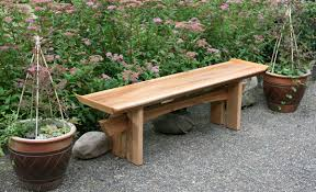 Fine Woodworking Bench How To Make A Japanese Garden Bench Home Outdoor Decoration