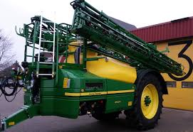 new john deere trailed sprayer farm machinery