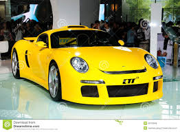 porsche ruf ctr3 ruf ctr3 editorial stock image image of china elegant 22129949