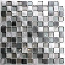 plaque alu decorative aluminium mosaics carrelage inox fr