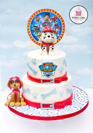 39 paw patrol cake images birthday party ideas