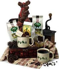 coffee gift basket ideas green mountain coffee complete gift basket