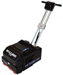 bulldog series uv floor curing equipment