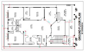 hotel floor plan dwg plan of a hotel dwg file