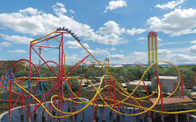 Six Flag New Orleans This Wonder Woman Roller Coaster Looks Completely Amazing Travel