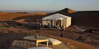 desert tent sun trails morocco desert experience