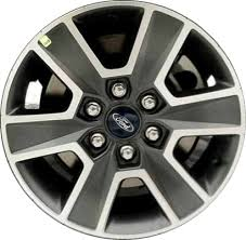 ford rims aly3997u30 ford f 150 wheel charcoal machined fl341007cs
