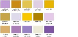 color palette generator tool wedding color schemes color ideas