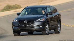 mazda crossover bbc autos mazda cx 9 driving the driver u0027s crossover