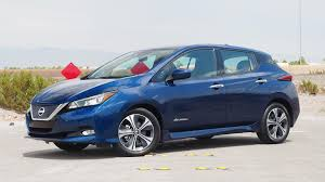 nissan leaf youtube review driving the 2018 nissan leaf propilot and e pedal ftw