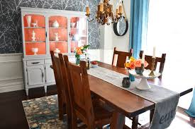 Woman In Real LifeThe Art Of The Everyday One Room Challenge - Dining room makeover