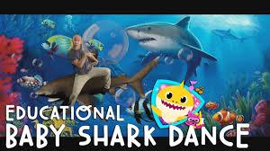 baby shark dance educational version parody youtube
