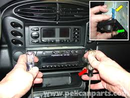 porsche 911 carrera radio head unit installation 996 1998 2005