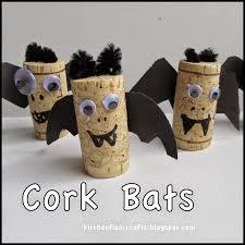 kitchen floor crafts cork bats