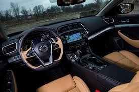 nissan altima 2016 interior 2016 nissan maxima sr four seasons introduction